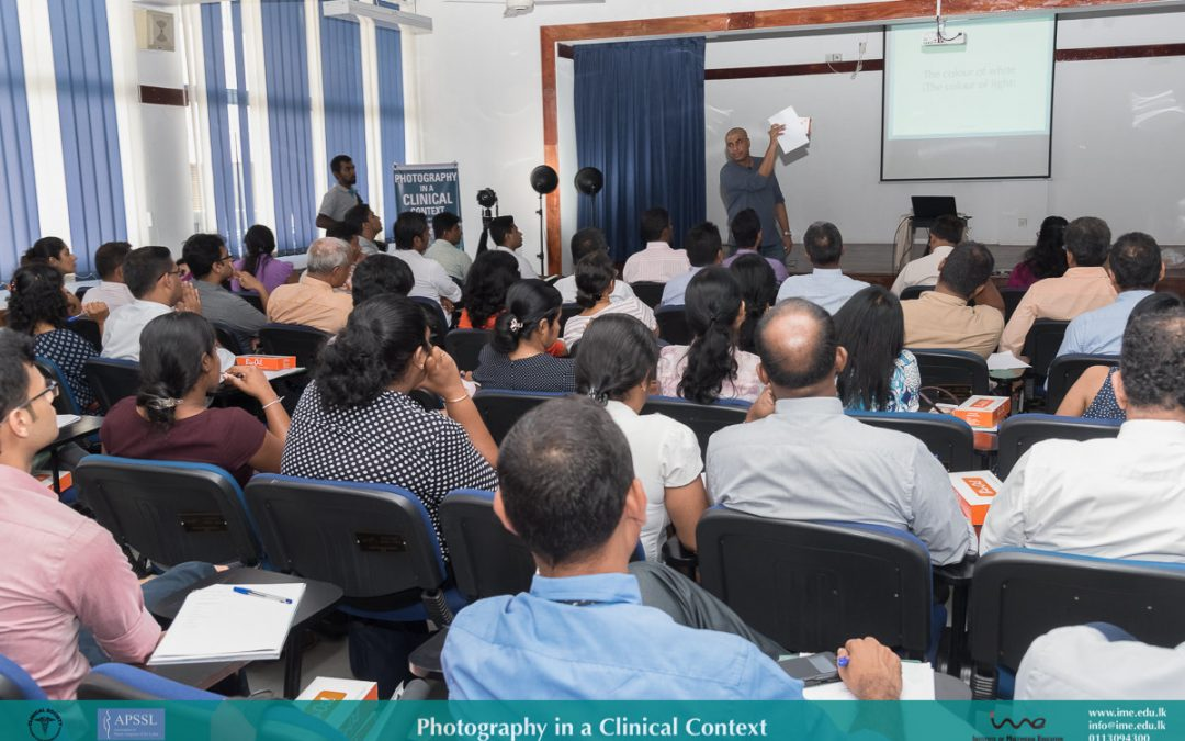 Photography in a Clinical Context – Medical Photography Workshop for Doctors
