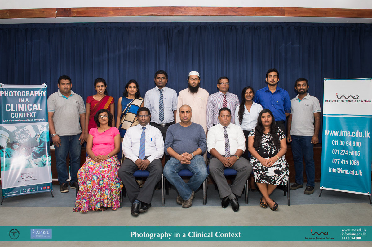 ime-medical photography-workshop