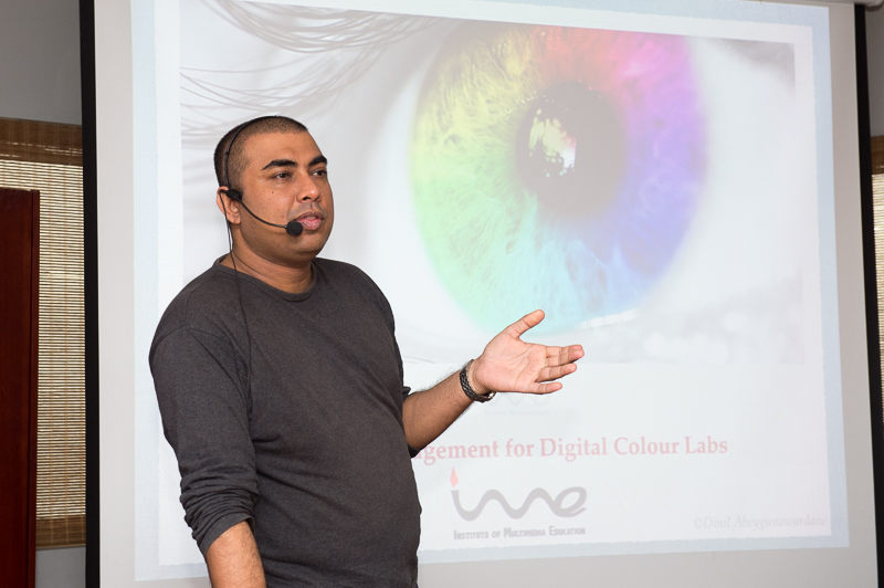 Colour Management & Printing Training for Colour Labs